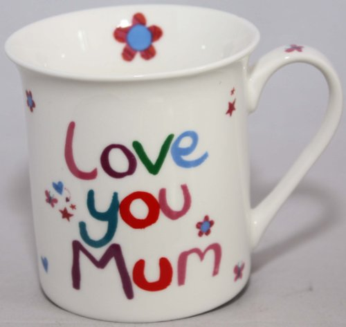 Humbugalicious Love You Mum Boxed Mug , Birthday, Christmas, Anytime Gift