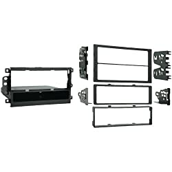 See METRA 99-2003 1990 & Up GM/Suzuki Single DIN/Double DIN Installation Multi Kit Details
