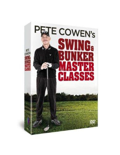 Pete Cowen's Swing & Bunker Master Classes [DVD]