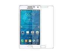 Heartly Arc Edge Screen Guard Protector for Samsung Galaxy A7 SM-A700F