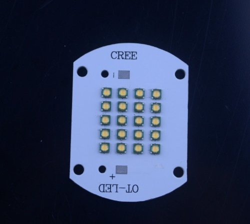 100W Cool White Cree Xpg 30-36V 3A Light