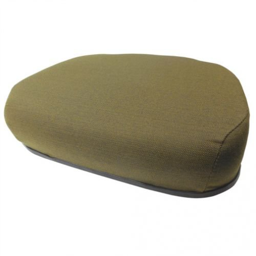 Seat Cushion Mechanical/Hydraulic Fabric Brown John Deere 9400 4230 7700 4430 7720 4440 4050 4240 4630 4250 4040 9600 9500 4450 9610 9510 6620 9410 4455 4640 4650 4030 4850 6600 4840 4055 4755 8430