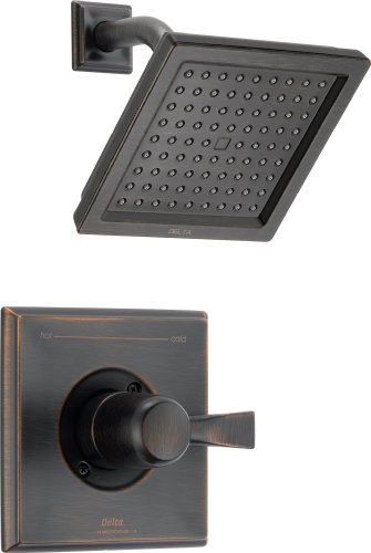Review Delta T14251-RB Dryden Monitor 14 Series Shower Trim, Venetian Bronze
