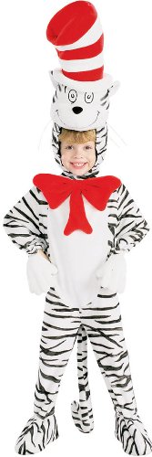 Cat in the Hat Costume Child