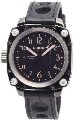U-Boat Men's 1858 Thousands of Feet Watch