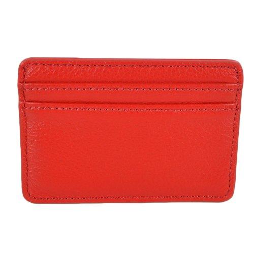 Tory BurchTory Burch Kipp Slim Card Case Tory Red