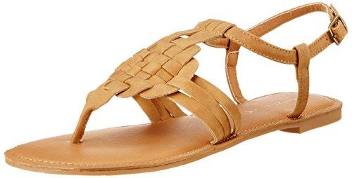 O'Neill Women'S San Sebastian Slide Sandal,Tan,8 M Us front-414686