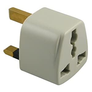 Power plug adapter