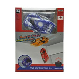 Climb Wall Racing Mini Car - Remote Control Toys