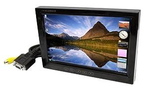 """7"""" LCD VGA & Video Monitor"""