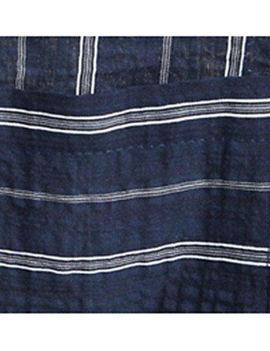 ZXR-Pantalon-Dcontract-en-plus-Tailles-Chemise--manches-longues-coton