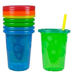 The First Years Take & Toss Straw Sippers 10 Oz, 5 Pk By The First Years