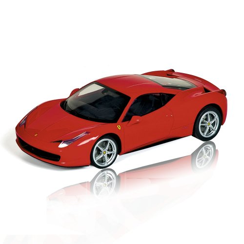Silverlit 86066 – Ferrari 458 Italia, Macchinina radiocomandata [Lingua inglese]