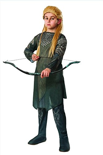 Rubies Lord of The Rings Legolas Child's Costume Accessory Bow and Arrow