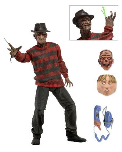 "NECA Nightmare on Elm Street Ultimate Freddy 30th Anniversary 7"" Action Figure"