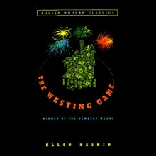 The Westing Game (       UNABRIDGED) by Ellen Raskin Narrated by Eric Michael Summerer