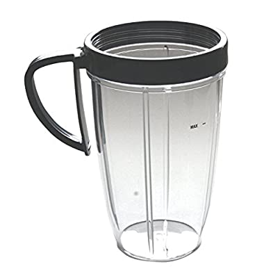 Nutribullet 24oz Cup With Handle