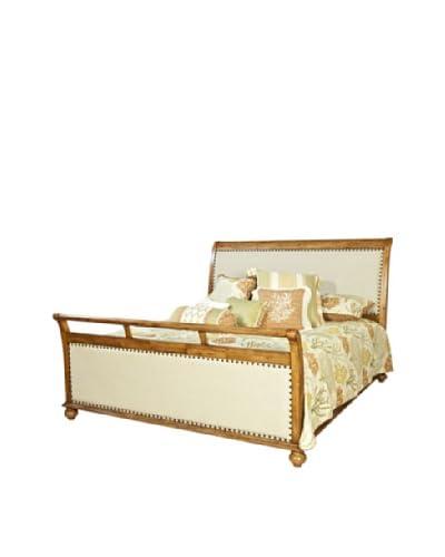 Panama Jack Coronado Sleigh Bed