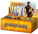 Magic the Gathering (MTG) Dragon's Maze Booster Box (36 Packs)