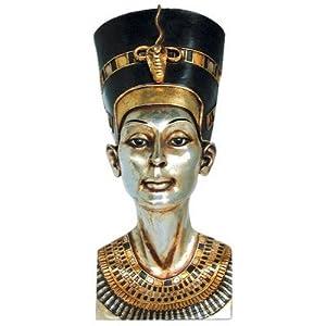 Design Toscano NE437691 Grand-Scale Egyptian Queen Nefertiti Wall Sculpture by Design Toscano