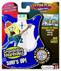 I Can Play Guitar Sw Spongebob'S Surf'S Up - Buy I Can Play Guitar Sw Spongebob'S Surf'S Up - Purchase I Can Play Guitar Sw Spongebob'S Surf'S Up (Fisher-Price, Toys & Games,Categories,Electronics for Kids,Learning & Education,Cartridges & Books,Music)