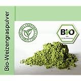 Bio-Weizengraspulver, Bio-Weizengras, 500g, Rohkostqualität!