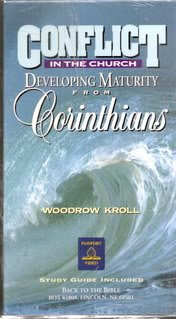 1 Corinthians: Developing Spiritual Maturity