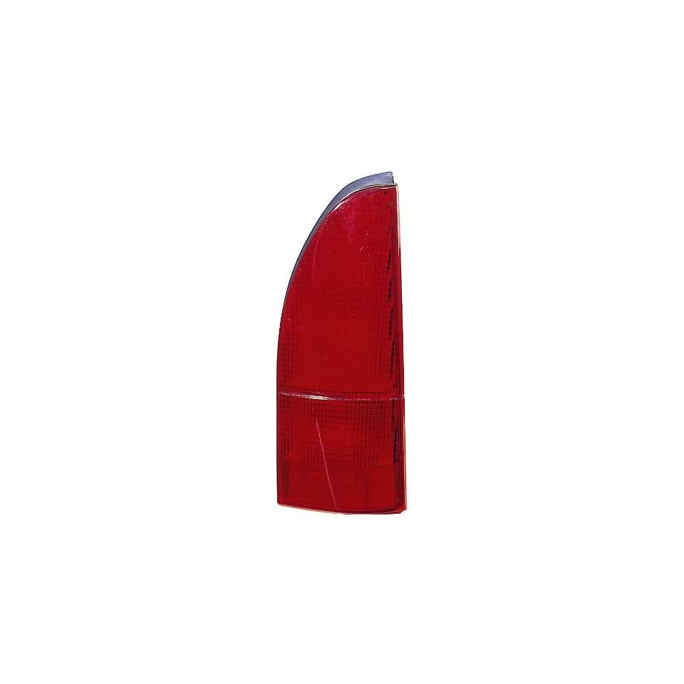 Depo 315 1909L AS Nissan Quest Driver Side Replacement Taillight Assembly