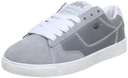 British Knights Unisex - Adult TYPHOON LO Low Top Gray Grau (lt. grey 5) Size: 40