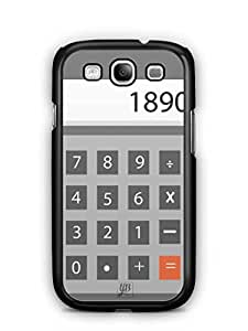 YuBingo Calculator on the other side Mobile Case Back Cover for Samsung Galaxy S3