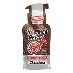 Hammer Single Serve Gel Packets (Pack of 12), Chocolate