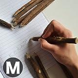 AD2 ネイチャーペンシル M (木の鉛筆10本セット)
