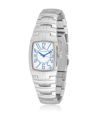 TIME FORCE Quarzuhr TF-4058L12M BLANCA
