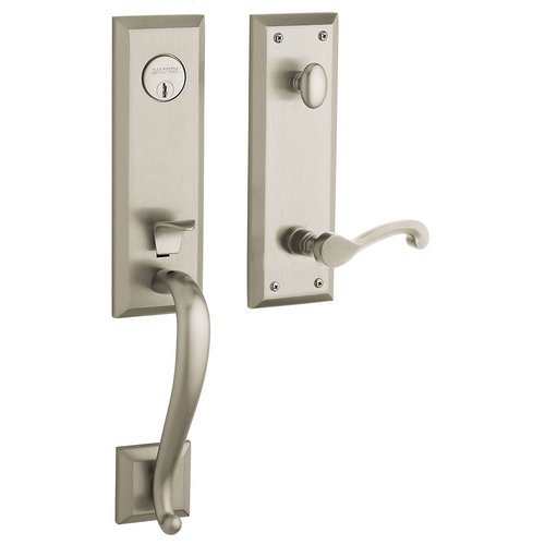 Baldwin Hardware 85355.056.RENT Handle Set