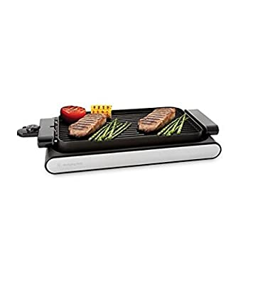 Wolfgang Puck Indoor Electric Reversible Grill & Griddle