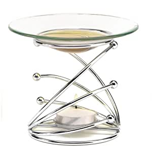 Gifts & Decor Modern Art Style Tealight Candle Holder Scented with Oil Warmer