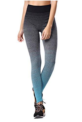 lotus-instyle-frauen-gradient-farben-leggings-strumpfhosen-yoga-hosen-blue