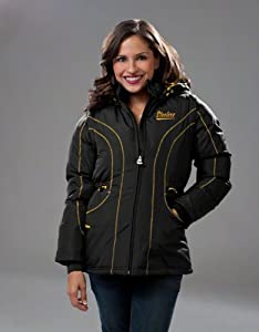 Women's Pittsburgh Steelers Cinched 4 in 1 Full-Zip Jacket from Reebok