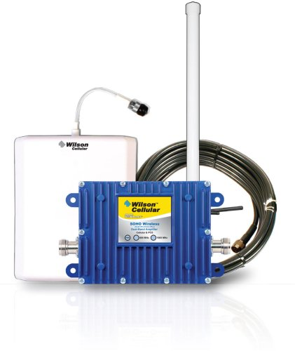 Wilson Electronics - Soho - Cell Phone Signal Booster For Home Or Office