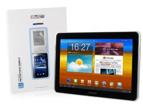 Front-Up Kristallklare, transparente Displayschutzfolie für Samsung Galaxy Tab 10.1N (P7501 / P7511) 10.1-zoll Tablet