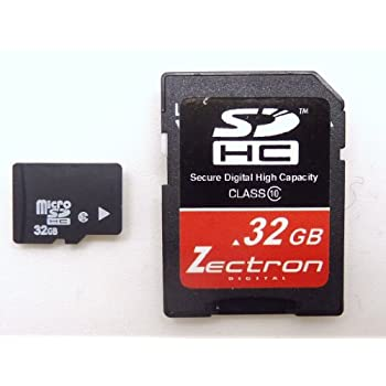 Zectron Pro Phone SDHC 32GB Micro Class 6 Memory Card for Motorola Fuath Coupon 2015