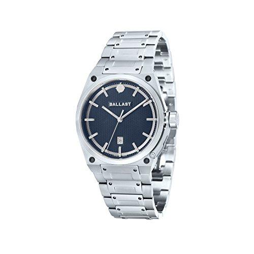 Ballast Men's BL-5102-22 VALIANT Analog Display Swiss Made Watch