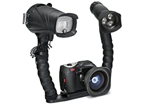 New Pioneer Sealife DC1400 Max Duo Digital Underwater 14MP Professional Camera Package with SL-980 Video Light, SL-961 Digital Pro Flash,... by Pioneer