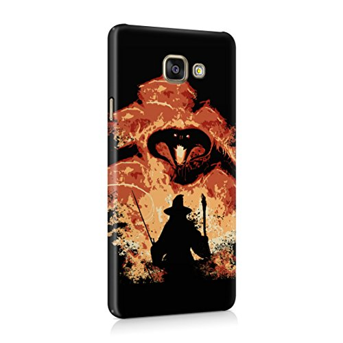 Lord Of The Rings Balrog Cs Gandalf Samsung Galaxy A5 2016 Hard Plastic Phone Case Cover