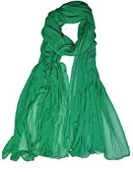 Famacart Women's Ethnicwear Chiffon Dupatta - B012GOEP7Q