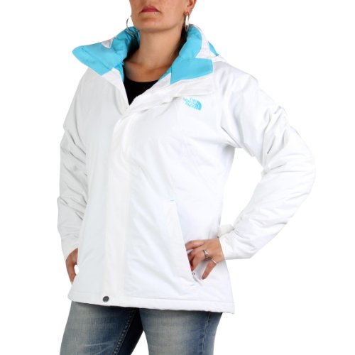 THE NORTH FACE Damen Funktions- Skijacke Afton White