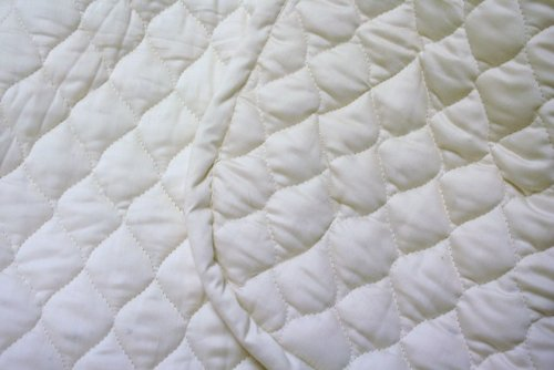 Organic Cotton Mattress Pad With Organic Filling - Porta Crib
