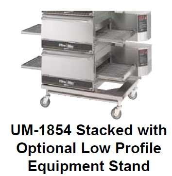 Star Holman Ultra-Max Equipment Stand low profile - ES-UM-1854L