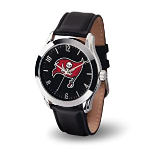 NFL Classic Watch Black by Rico Tag