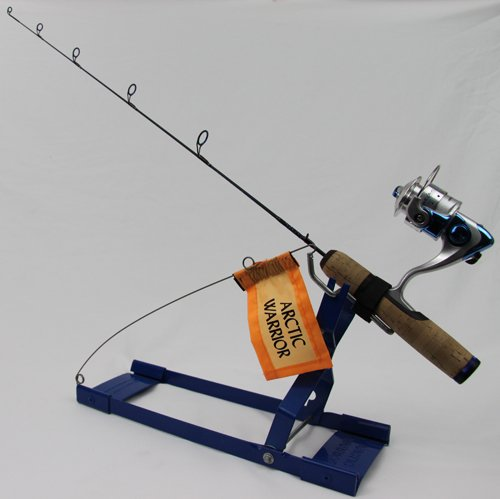 Ice fishing perch lookup beforebuying for Ice fishing rod holders